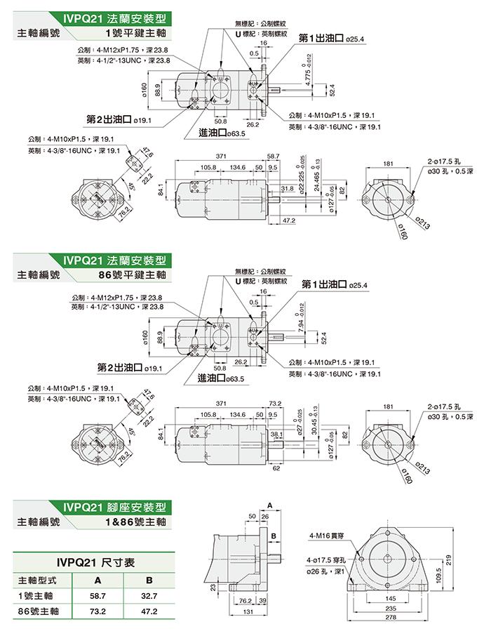 IVPQ21双联泵