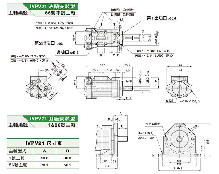 IVPV21双联泵
