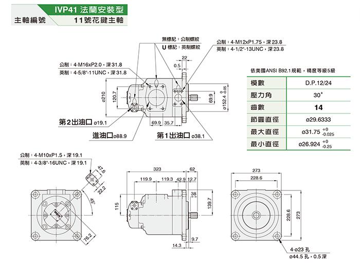 IVP41双联泵