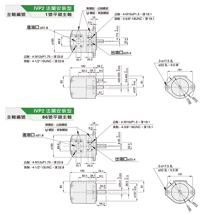 IVP2单联泵