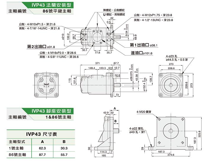 IVP43双联泵