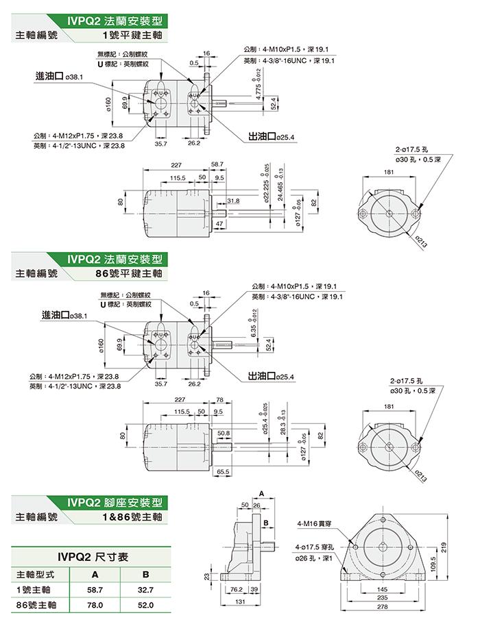 IVPQ2单联泵