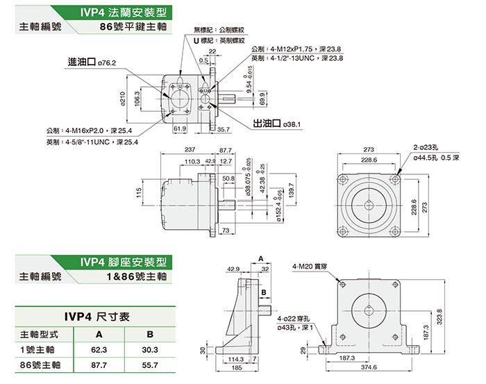 IVP4单联泵